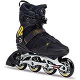 K2 Herren Fitness Inline Skates F.I.T. 84 Boa - Schwarz - 30C0715.1.1