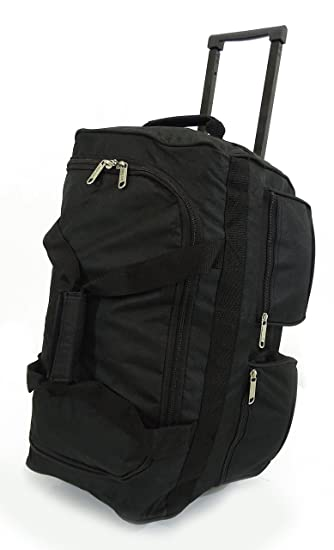 20 Inch to 40 Inch Wheeled Holdall Travel Suitcase Luggage Duffle ...