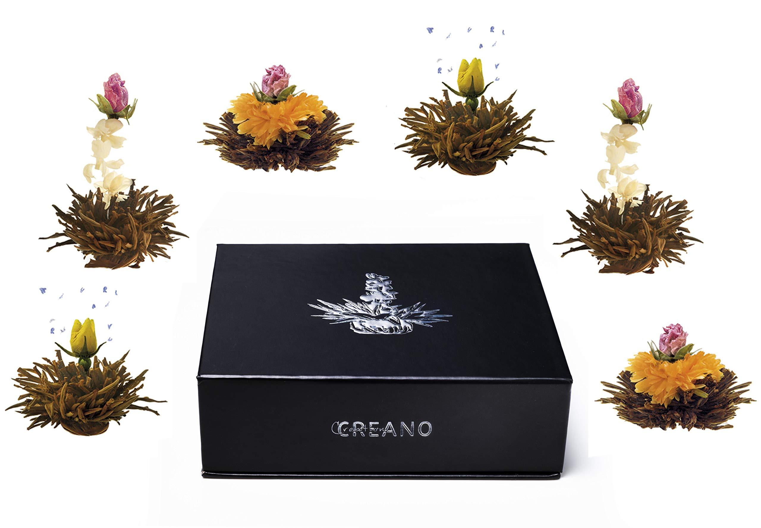 Creano-Teeblumen-Mix
