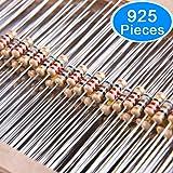 Metal film Resistance 73 Values x 1460 Piece 1//4W Resistance assortment Set;UK