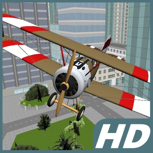 City Plane Flight Simulator