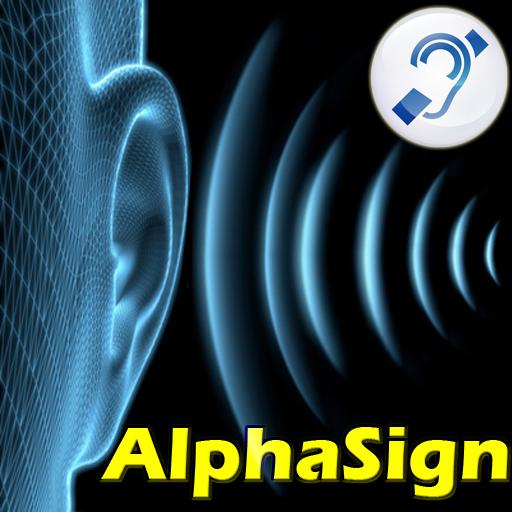 Asl Pro (Alphasign Pro - American & British Sign Language Alphabet Learning ASL & BSL)