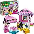 LEGO 10873 DUPLO Disney Minnie's Verjaardagsfeest Bouwset met Minnie Mouse Speelgoed Auto, Peuterspeelgoed voor Kinderen Van