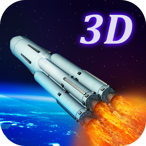 Space Program Simulator 3D