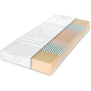 Dunlopillo Matratze - Multi Care   7-Zonen-Kaltschaummatratze   90x200 cm   Höhe: 16 cm