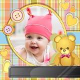 Baby Bilderrahmen