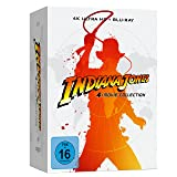 Indiana Jones – 4-Movie Collection - Limited Steelbook (+ Blu-ray) [4K Blu-ray]