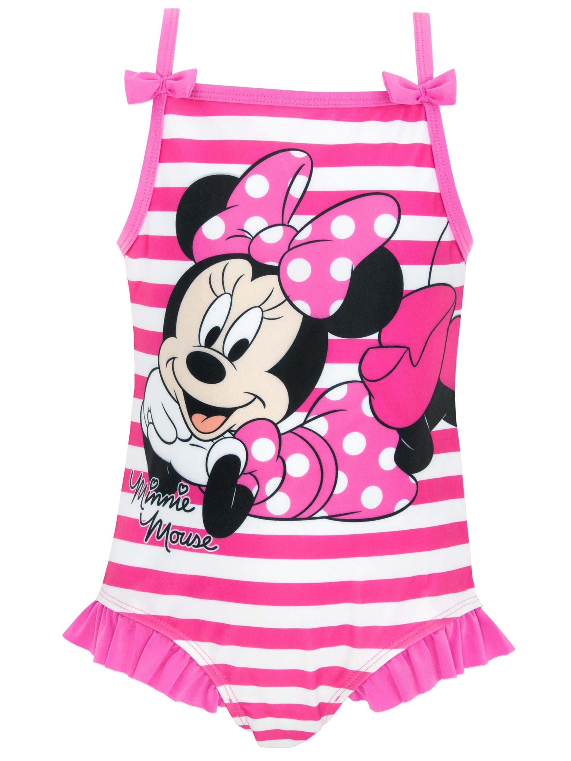 61bc256e1 Disney Minnie Mouse - Bañador para niña Minnie Mouse - De Disney