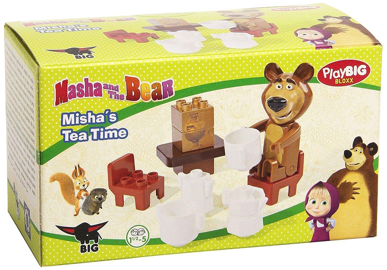Masha and the Bear - Bloxx Masha & The Bear Starter Set