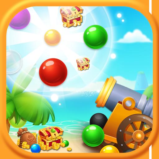 Bubble Balls - Shoot Color Pop Blast 3D -