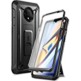 SUPCASE [Unicorn Beetle Pro Series] Case Designed for OnePlus 7T, Built-in Screen Protector Full-Body Rugged Holster Case for