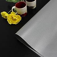 Homease Tapis antidérapant pour tiroir - 45 x 200 cm - En papier d'armoire - Antidérapant - Étanche - Pour tiroirs…