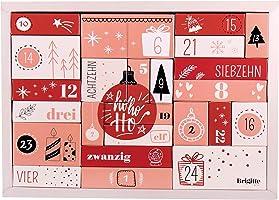 BRIGITTE Box KLASSIK Beauty Adventskalender 2019 | Adventskalender für Frauen (24 Überraschungen im Wert von über 200 Euro)