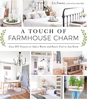 A Touch Of Farmhouse Charm Easy DIY Projects To Add Warm And Rustic Feel