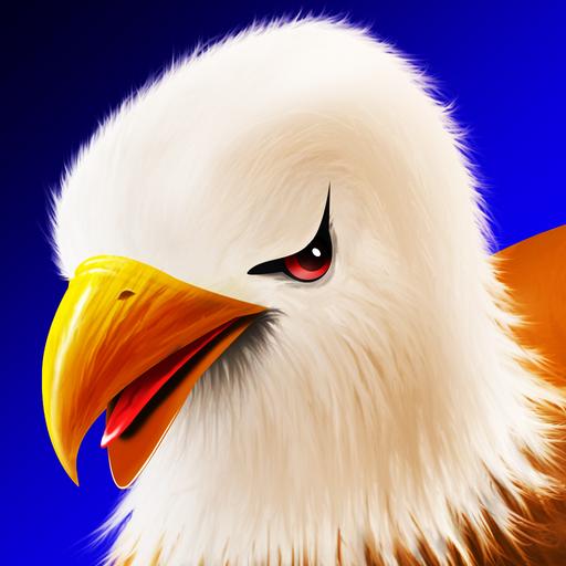 Griffin Rider Legend : Ruhm Soldat Verteidigung gegen die Drachen Feuer Reich - Pro Verteidigung Für Den Teufel