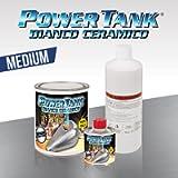 Power Tank BIANCO CERAMICO trattamento ripara, rigenera e protegge serbatoi - KIT Medium - 700 grammi