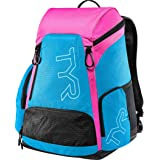 TYR Alliance Team® Backpack - NEW 2017 - 30L - Blue/Pink