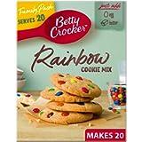 Betty Crocker Rainbow Cookie Mix 495g (Pack of 4)