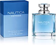 Nautica Voyage for Men Eau de Toilette Spray, 50 ml