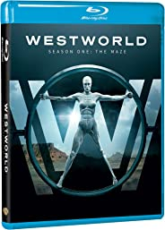 Westworld: The Complete Season 1 - The Maze (3-Disc Box Set)