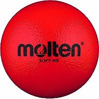 Molten Softball Handball Soft-HR, Rot, Ø 160 mm Ball, Ø