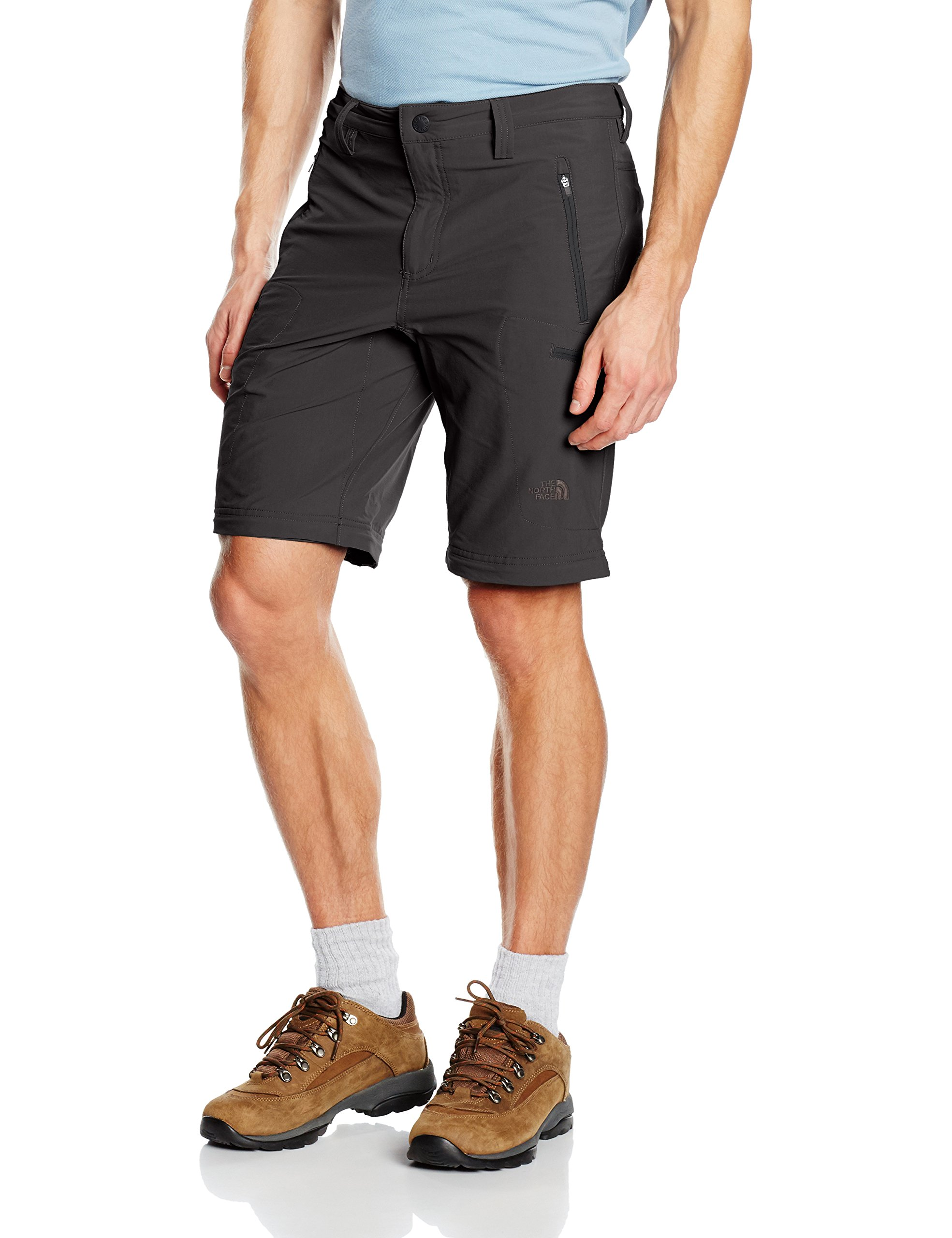 81pF7F790WL - The North Face Men's Convertible Hiking Exploration Outdoor Trouser