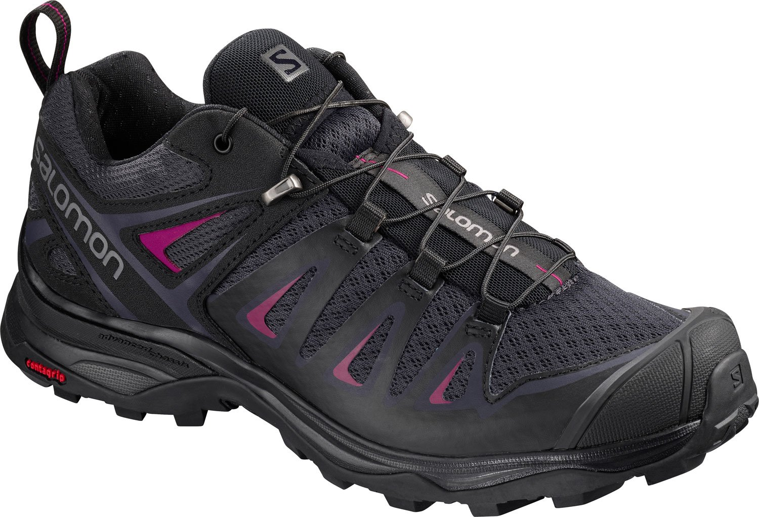 81pFubo63LL - SALOMON X Ultra 3 Women's Walking Shoes - AW18