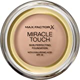 Max Factor Face Foundation, 1-pack (1 x 11,5 milliliter)