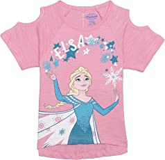 Frozen by Kidsville Women's Cotton T-Shirt