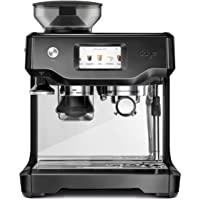 Sage Appliances SES880 the Barista Touch, Espressomaschine, Black Stainless