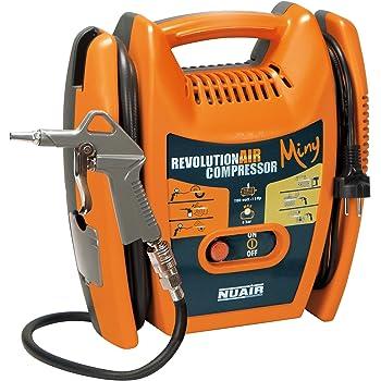 RevolutionAIR Miny Compressore, 230 V, Arancione