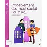 CONEIXEMENT DEL MEDI SOCIAL I CULTURAL 5 PRIMARIA SABER FER - 9788491306221