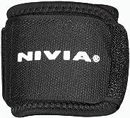 Nivia Wrist Support (Black), (1 Piece)
