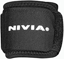 Nivia Wrist Support (Black), (1 Piece)