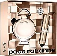 Paco Rabanne Olympea Eau de Parfum, 50ml and Travel Spray 10ml