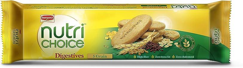 Britannia NutriChoice 5 Grain, 100g