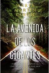 LA AVENIDA DE LOS GIGANTES: El thriller que cuestionará tu moralidad Versión Kindle