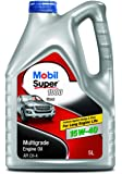 Mobil Super 1000 Diesel 15W-40 API CH-4 Multigrade Engine Oil (5L)