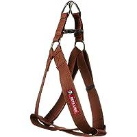 PetsLike Regular Harness, Large (Brown)