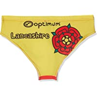 Optimum Men Sports Trunks, Yellow (Lancashire), Size 34