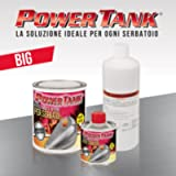 Lux Metal Power Tank Trattamento rigenera Serbatoio - Kit Grande - 1,3 kg