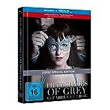 Fifty Shades of Grey 2 - Gefährliche Liebe - Limited Digibook [Blu-ray]
