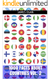 1000 Facts About Countries Vol. 2 (English Edition)