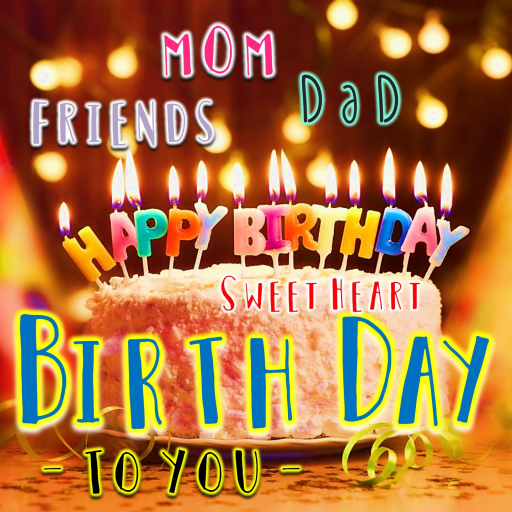 Birthday Greeting Cards To You And Everyone Amazonde Apps Fur