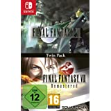 Final Fantasy VII & Final Fantasy VIII Remastered Twin Pack (witch)