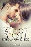 All of You: Edizione italiana (Rebel Desire Vol. 3)