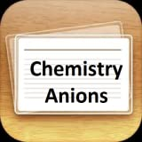 Chemistry Anions Flashcards Plus