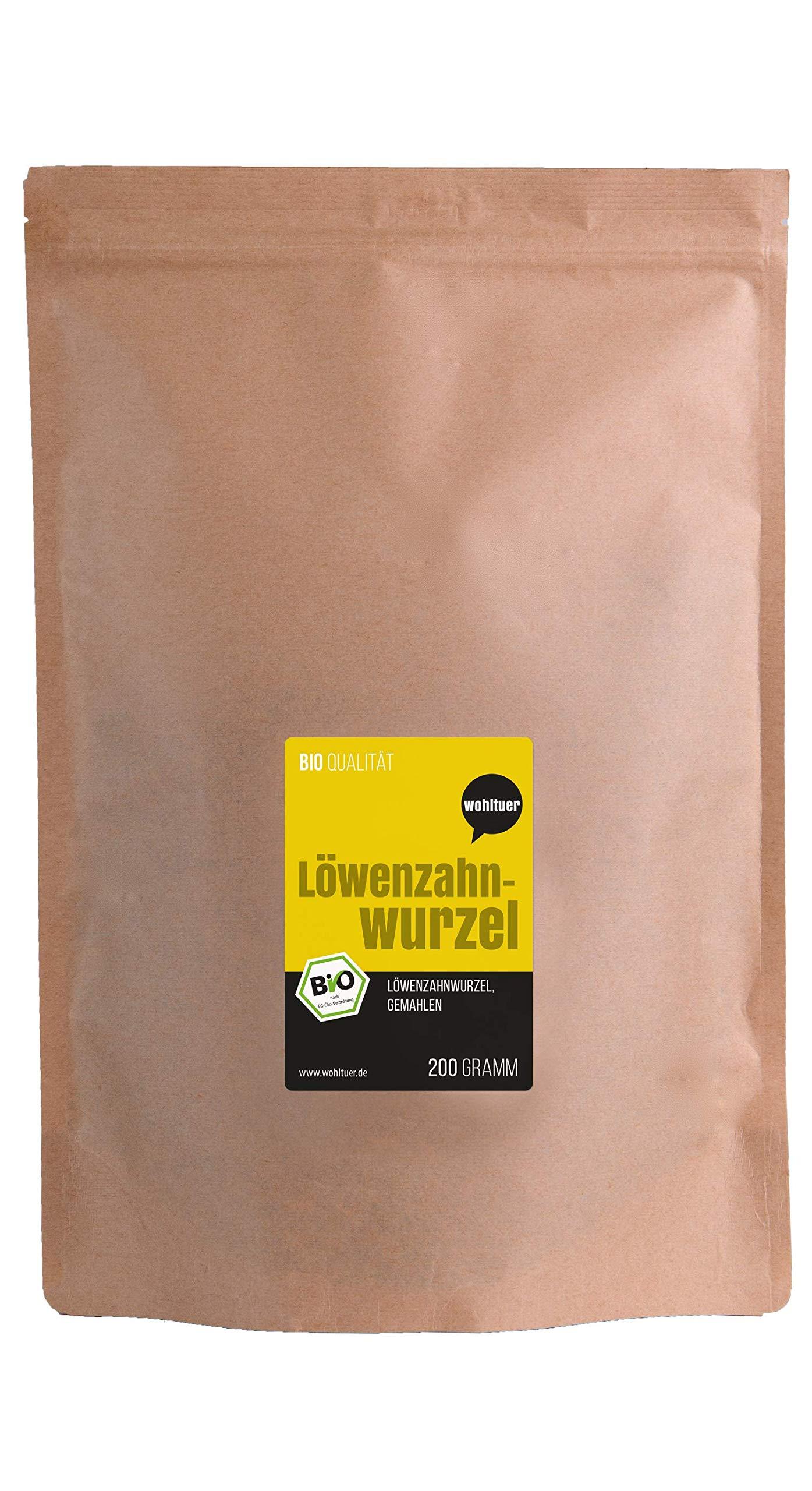 Wohltuer-Bio-Lwenzahnwurzel-gemahlen–Ein-Superfood-aus-der-Heimat-200g-Beutel