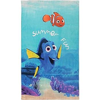 Strandtuch 100/% Baumwolle und /Öko Tex Standard 100 Vaiana Disney Badausstattung Handtuch f/ür Kinder Badetuch Summer orange 70 x 140 cm