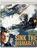 Sink The Bismarck! (Eureka Classics) Blu-ray edition